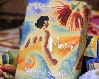 No Palm Oil Maui Soaps