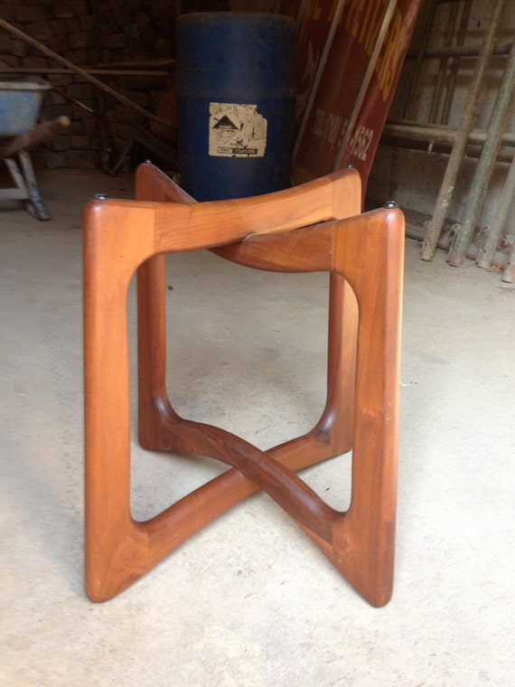 Sculptural SIde Table Base Adrian Pearsall Craft Associates Kagan