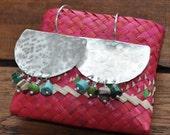 Order for Fresia - Mapuche inspired Earrings