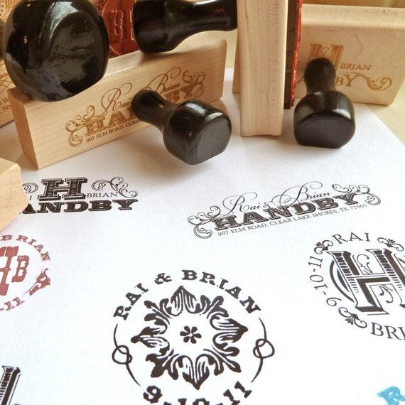 Custom Designed Stamp ACCSRY-02