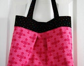 Girl Scout Tote Bag Pink