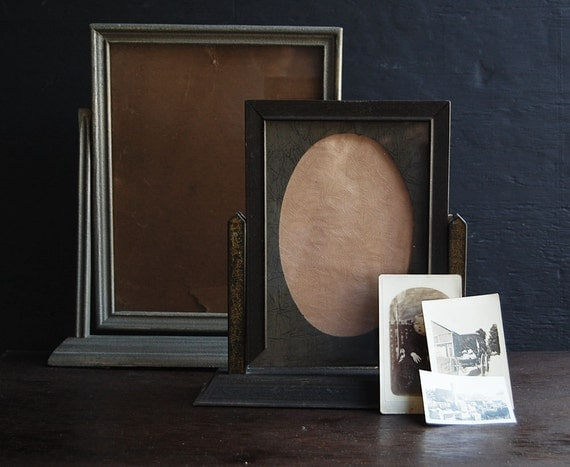 Set of Antique Victorian Frames