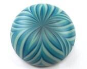 California Trade Beads - Flat back disk bead