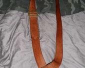 The Thomas Tew Leather Pirate Sword Baldric