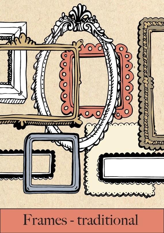 Digital design files - frames