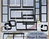 Picture It Frames - Digital Scrapbooking Frames