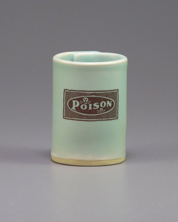 Poison Shot Glass
