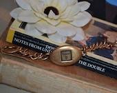 Guess Vintage Bronze Bracelet