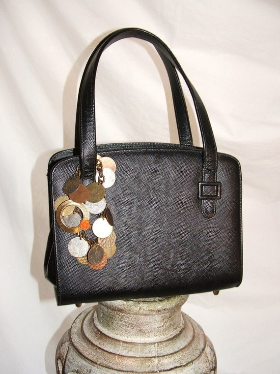 Steampunk Vintage Kelly Bag  ON HOLD