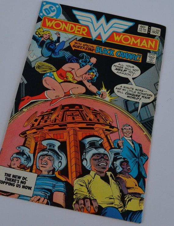 Wonder Women DC Comics 309