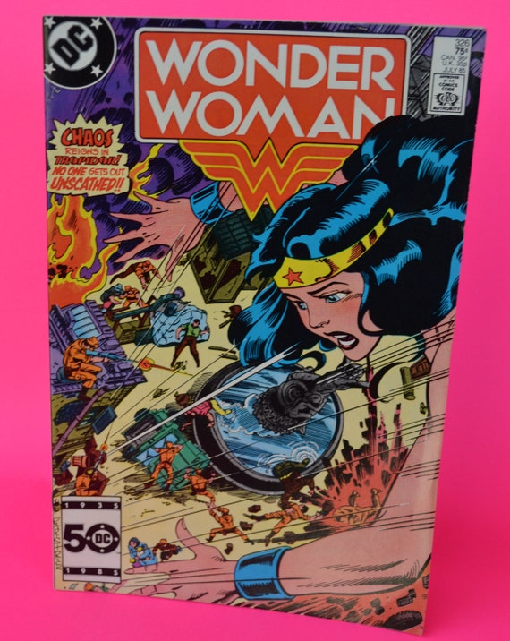 Wonder Women Vintage Comics 326