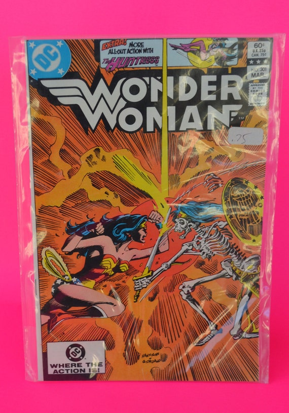 Wonder Women DC Comics 300