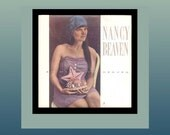 Nancy Beaven - Rhymes with Heaven - Vintage Record, Good Songs - 1984 Burlington LP vinyl