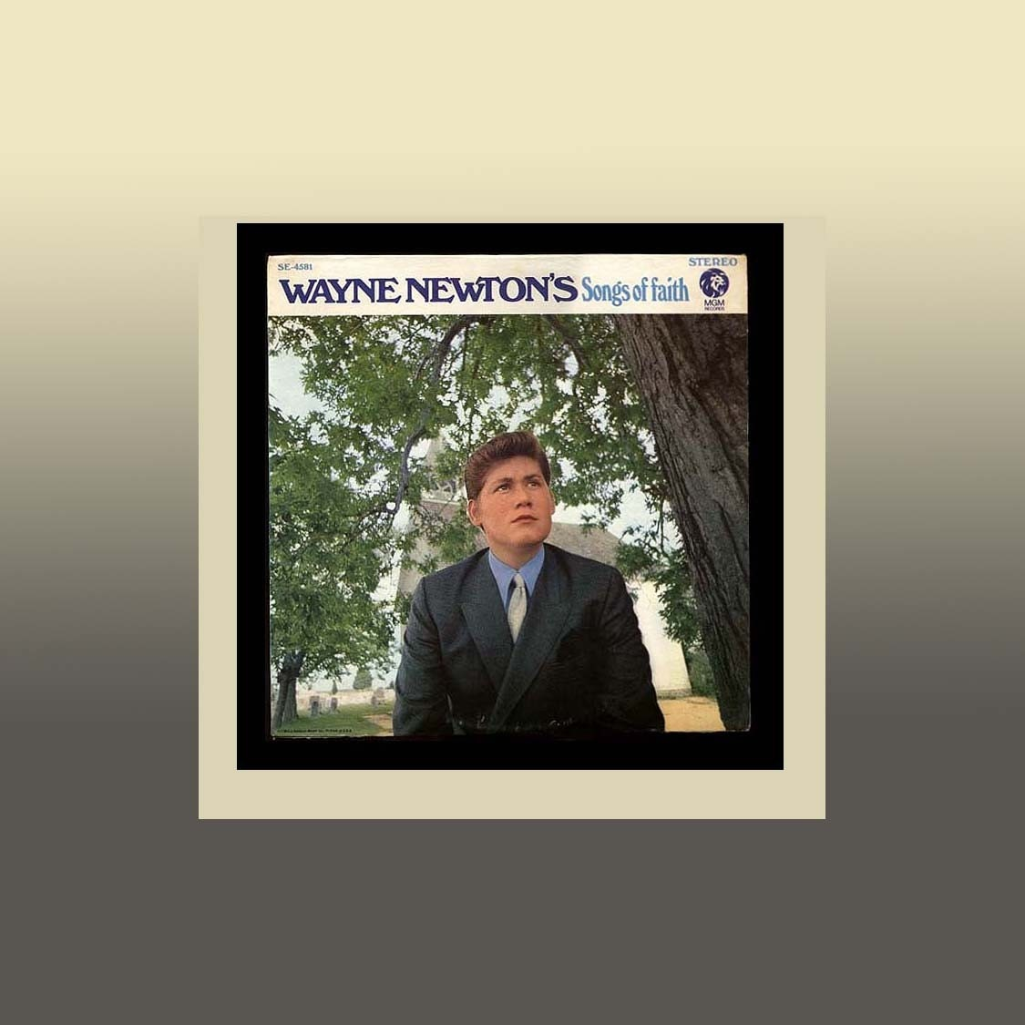 wayne newton u0026 39 s songs of faith gospel hymns vintage