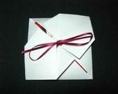 Origami Tato Gift Box for Scarves