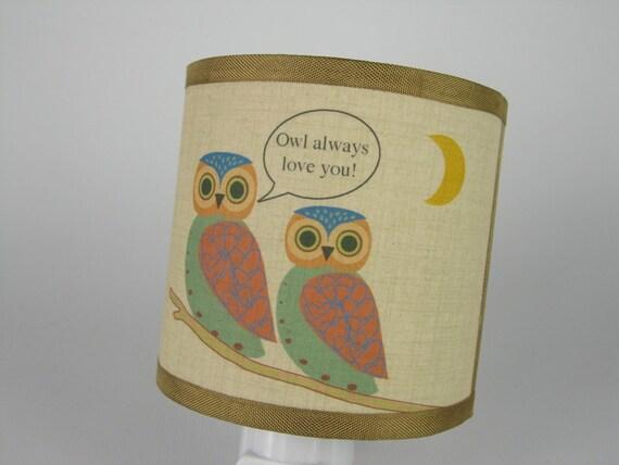 Owl Always Love You Nightlight