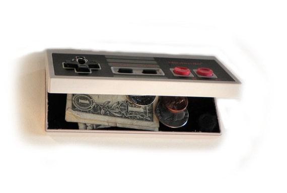 Nintendo Game Pad Wallet or Business Card Holder