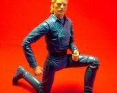 Vintage Marx Johnny West General Custer Action Figure 1968
