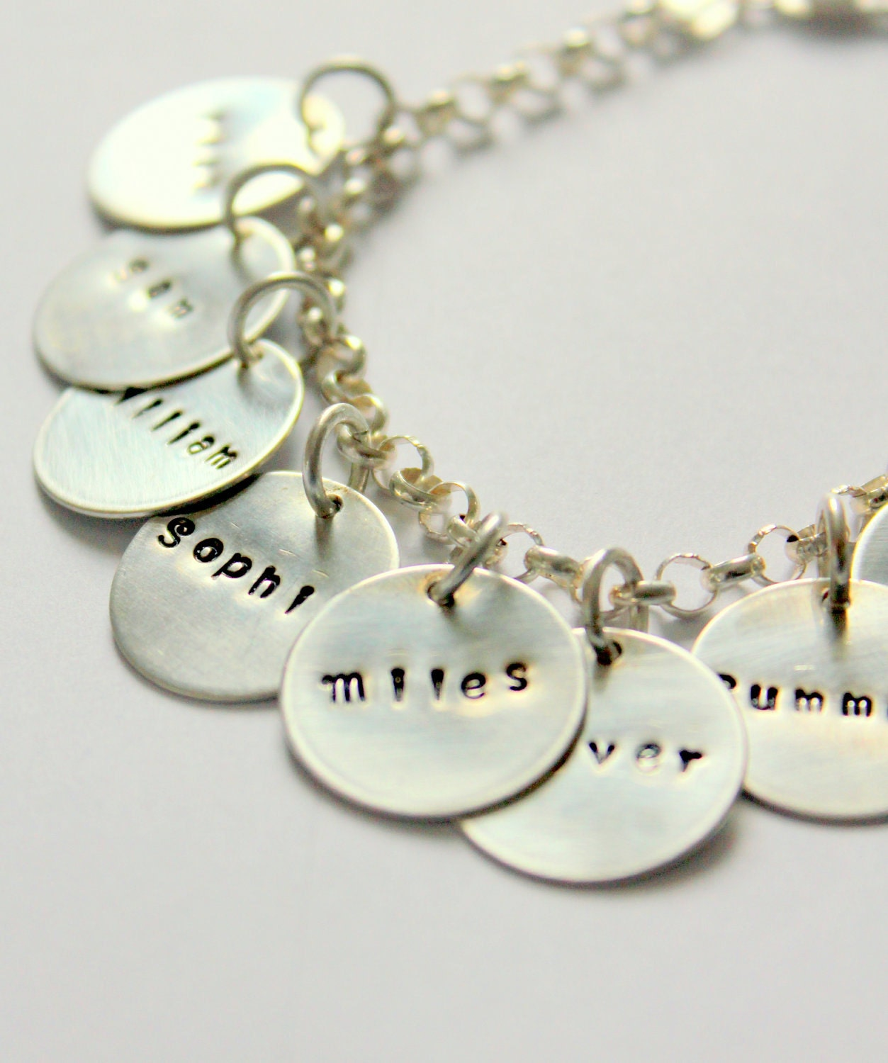 personalized i ll you forever bracelet by