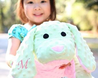 Custom Stuffed Animal - Large Puppy - Personalized