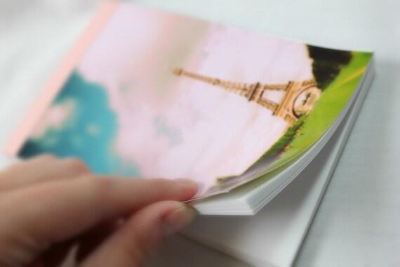 Notebook/Sketchbook/Journal - 4x6 - Amour - Original Photograph