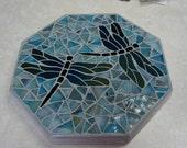 Dragonflies Garden Stone