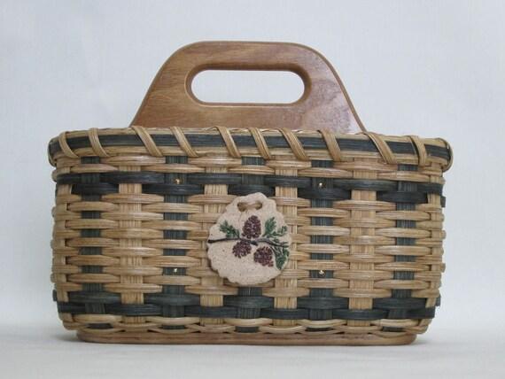 Organizer Caddy/ Picnic Basket