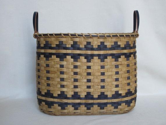 Storage Basket-Navy Blue