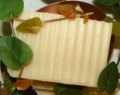Apple Orchard Goats Milk Argan Oil Handmade Cold Process Soap with Shea Butter & Avocado Oil
