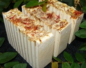 Baby Powder Goats Milk  Cold Process Soap with Cocoa Butter & Olive Oil