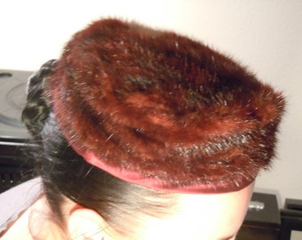 Fur Hat by Patrice
