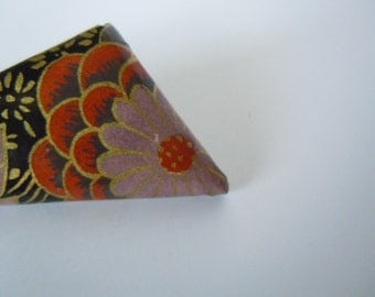 Origami Paper Brooch