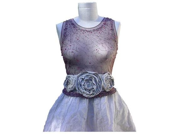 SALE Bohemian Wedding Dress Belt Leather Flowers  Distressed White Leather Flower Belt & Harness Wedding Dress Sash, s, m, l, xl,  in stock