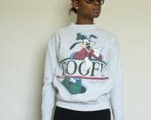 80s Vintage Disney Goofy Sweatshirt