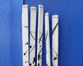 Zen Garden Ceramic Windchime