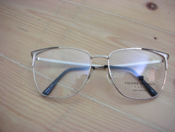 Vintage 60s Deadstock Pierre Balmain Zyloware Eyewear Glasses Sunglasses Made in Italy