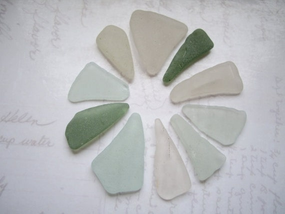 Variety Triangle North Sea Glass SG107