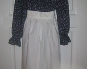 Little House on the Praire girls Dress sizes 4- 14