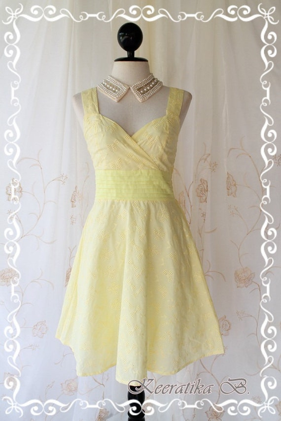 pastel day awesome sweet pastel sundress fresh light yellow