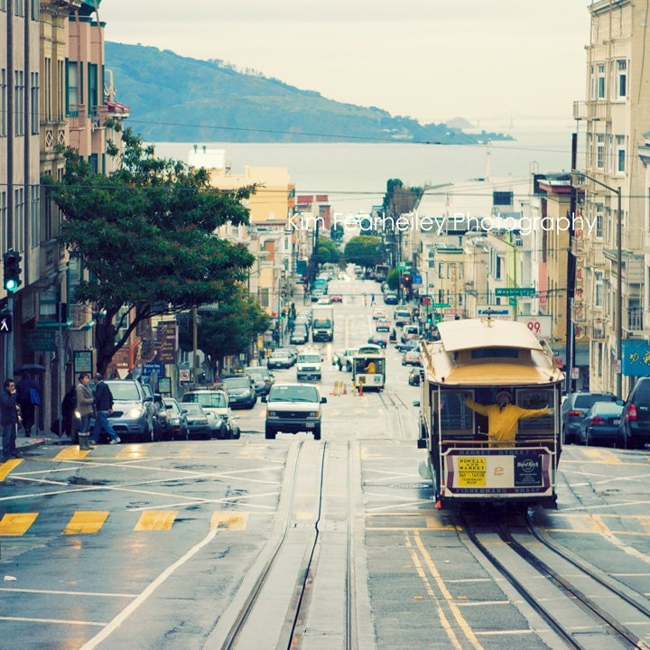 San Francisco Powell Street Cable Car Photo Fine Art