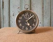 1920's Westclock Big Ben alarm clock Vintage charm Farmhouse decor