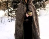 Medieval Style Cloak