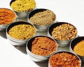 BBQ / Grilling Dry Rub Sampler - spice blends for cooking / grilling meat & vegetables - perfect BBQ gift for the grillmaster
