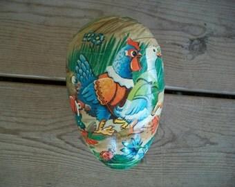 Vintage German Egg