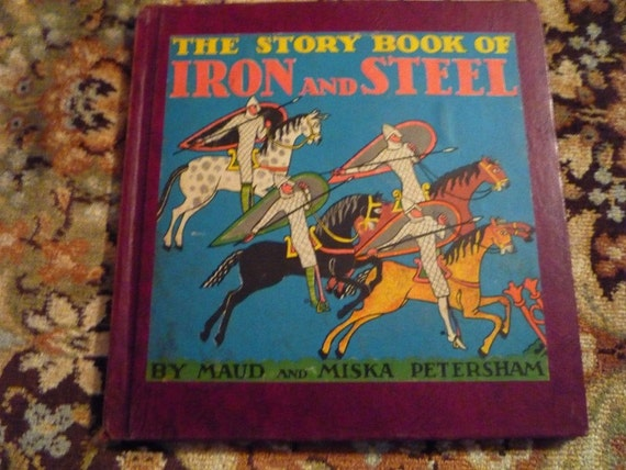 The Story Book of Iron and Steel