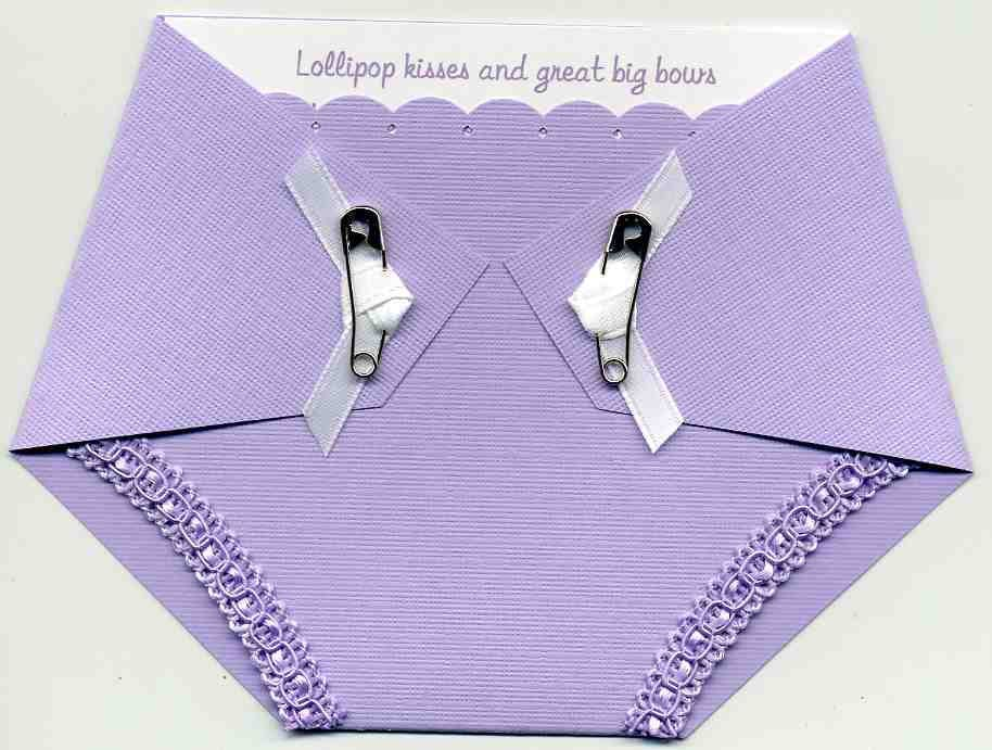 Diaper Shaped Baby Shower Invitations for your inspiration to make invitation template look beautiful