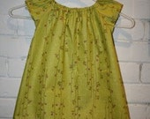 Girls Dress Size 3T - Can be custom made to fit  12M - 8Yrs