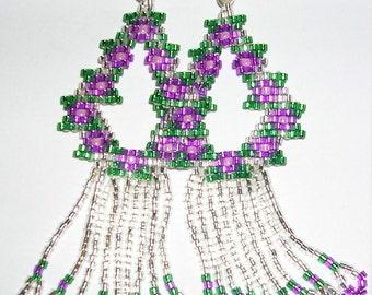 Spring Rain Earrings
