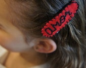 Amor - Hair Barrette
