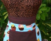 Kitchen Divettes Apron for kids ages 2-6